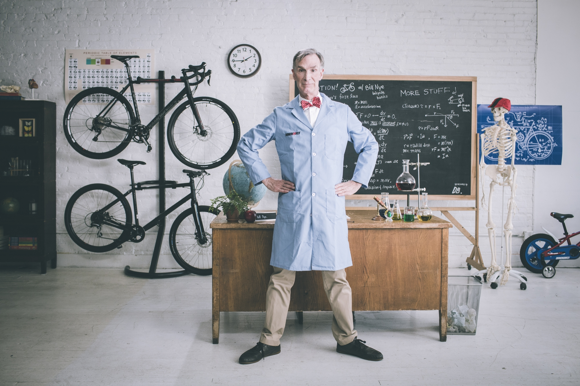 Bill Nye is the bike science authority