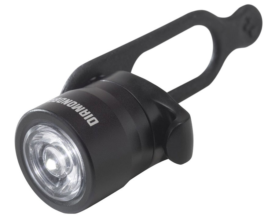 Battery-powered LED Headlight