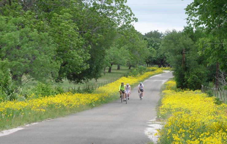 Cycling Austin