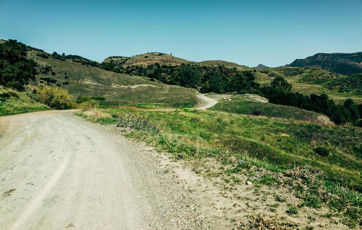 Cycling Los Angeles Solvang