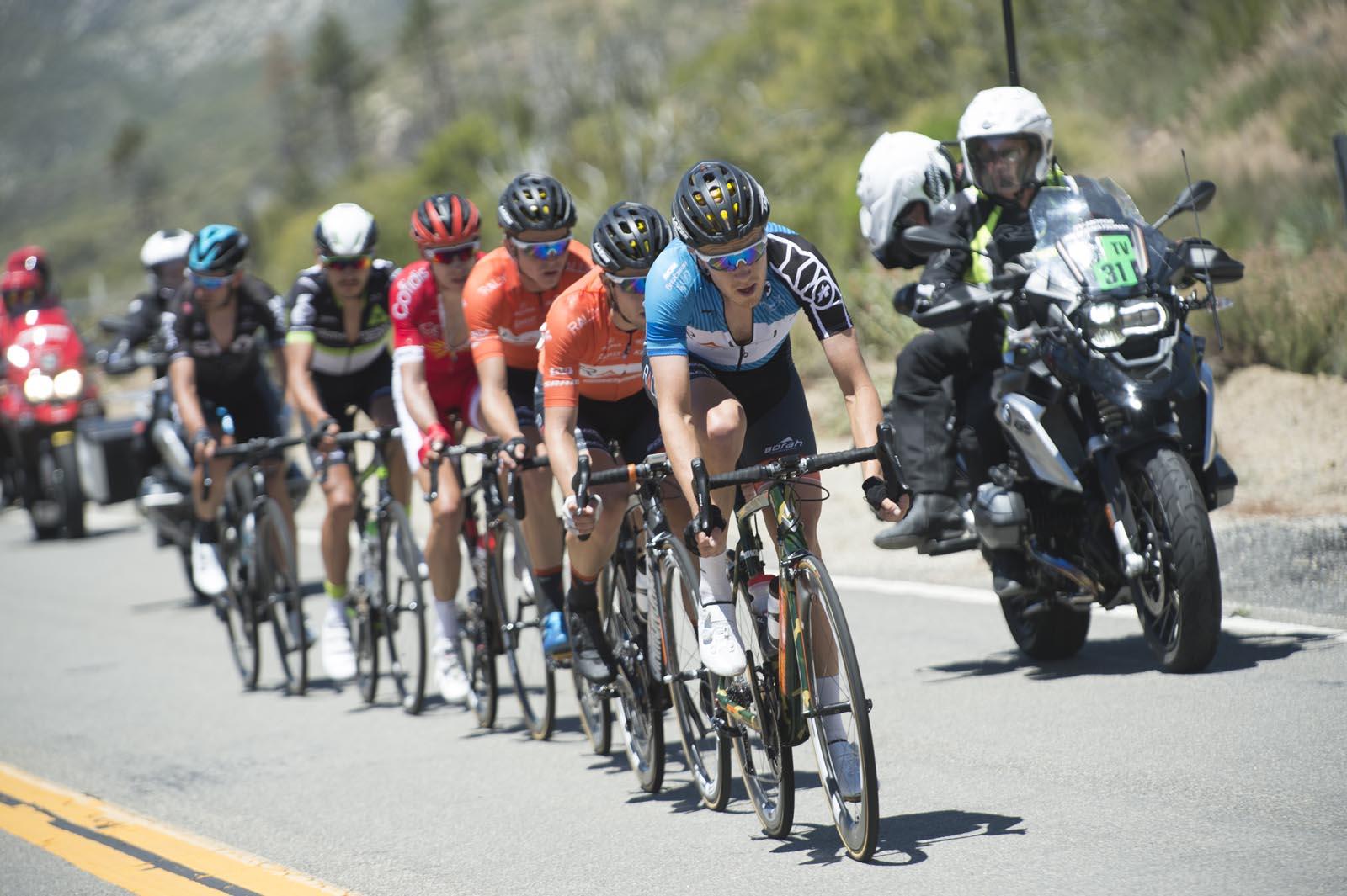 Tour of California Stage 7 Breakaway