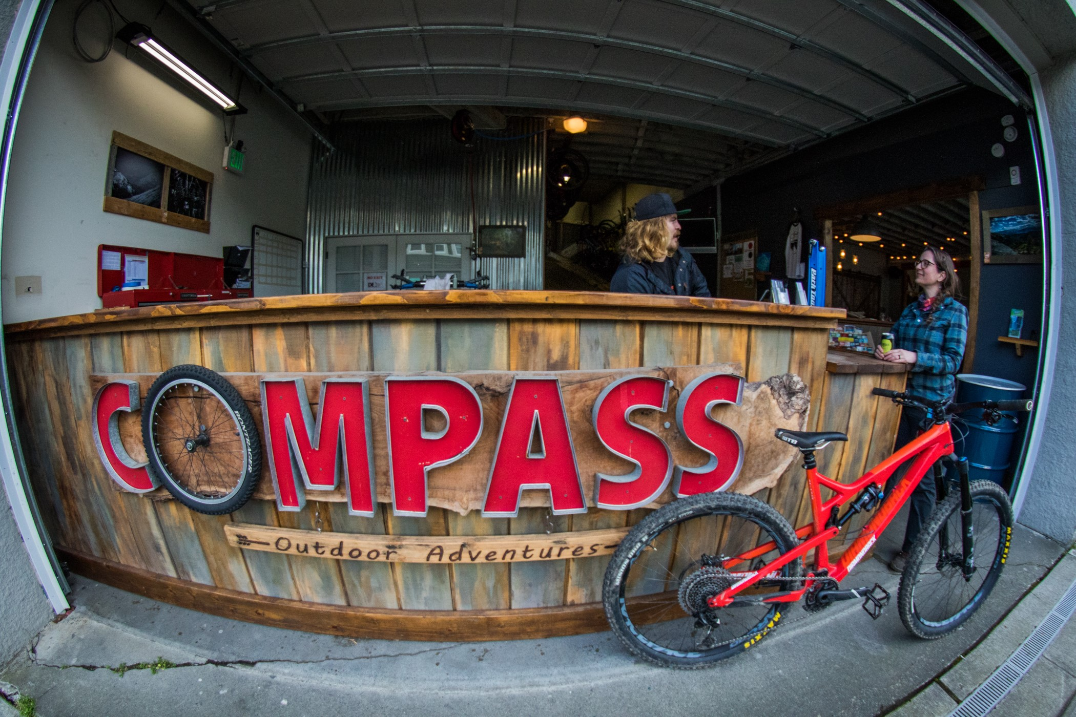 Compass Outdoors