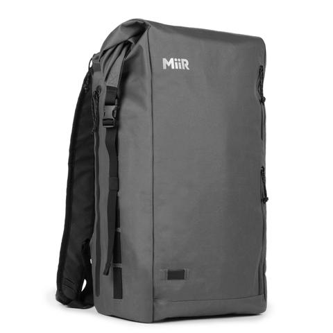 sleek yet roomy commuter backpack