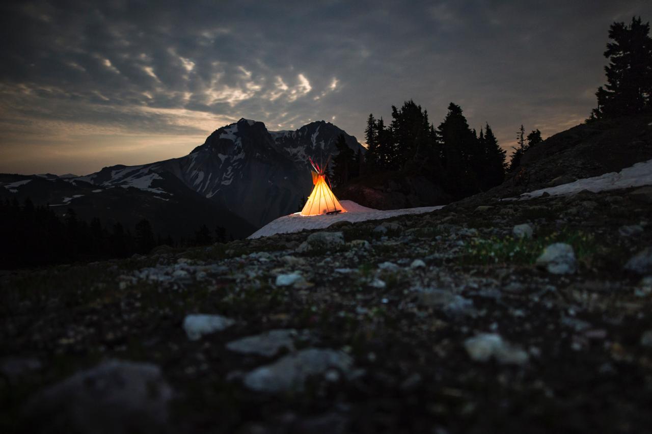 Tent at Night (Mason Mashon)
