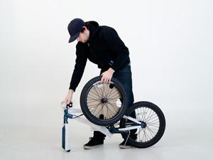 Assemble BMX