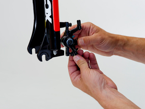 Mountain Mechanical Disk Assembly