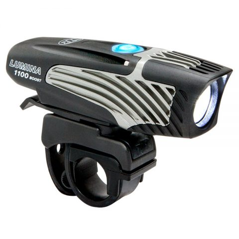 NiteRider handlebar-mounted bike light