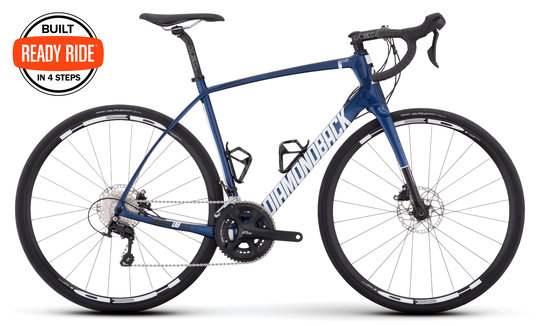Century 4 endurance road bike