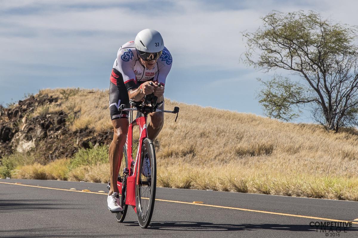 Michael Weiss Andean Triathlon