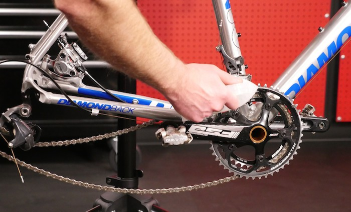 Checking chain