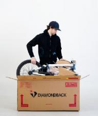 Unpacking and Assembling Your Diamondback BMX Bike