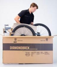 Unpacking and Assembling Your Diamondback Mountain Bike Hydraulic Disc Brakes