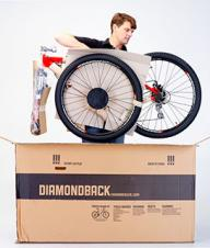 Unpacking and Assembling Your Diamondback Mountain Bike Mechanical Disc Brakes