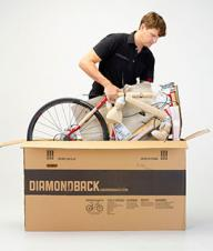 Unpacking and Assembling Your Diamondback - Road Unpacking and Assembling Your Diamondback - Road Disc Brakes